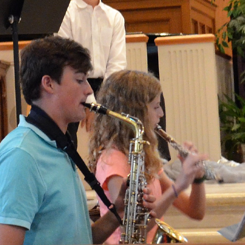 Youth Instrumental Ensemble Picture