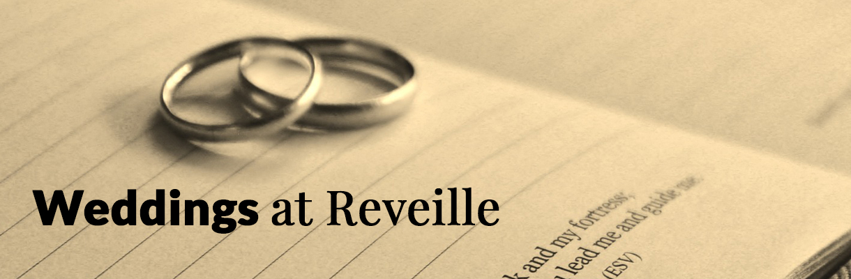 Weddings at Reveille