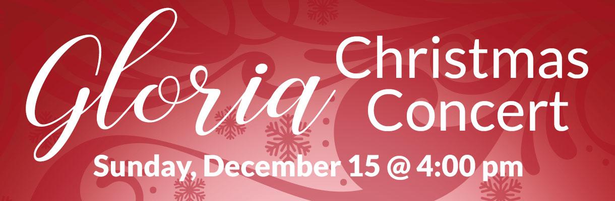 Reveille Christmas Concert