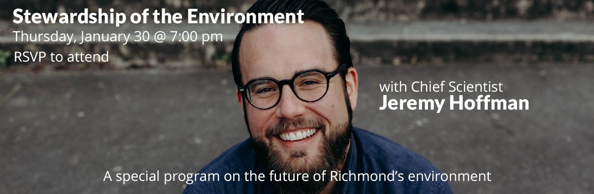 Jeremy Hoffman Stewardship of Environment